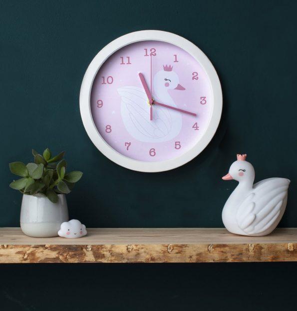CLSWWH06-LR-2 clock swan