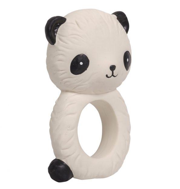 TRPAWH04-LR-2 teething ring panda