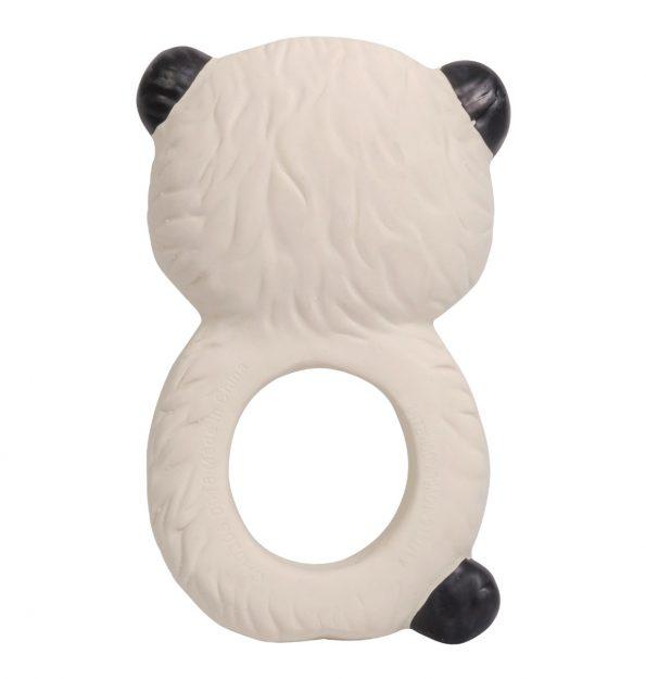 TRPAWH04-LR-4 teething ring panda