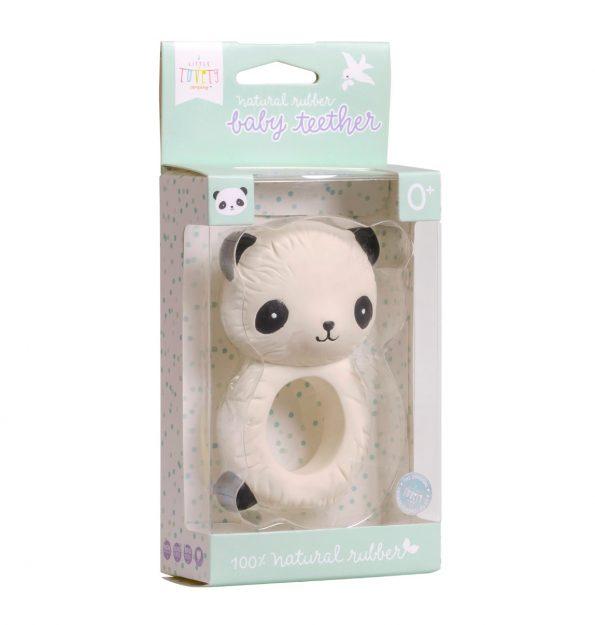 TRPAWH04-LR-6 teething ring panda