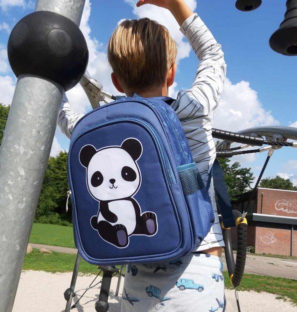 BPBABU27-LR-4 Backpack Panda