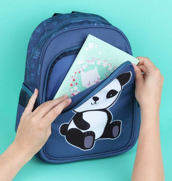 BPBABU27-LR-9 Backpack Panda