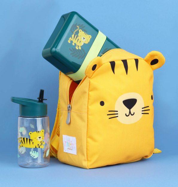 BPTIYE31-LR-11 Little backpack Tiger