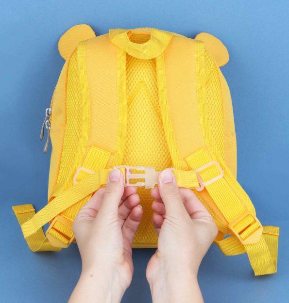 BPTIYE31-LR-12 Little backpack Tiger