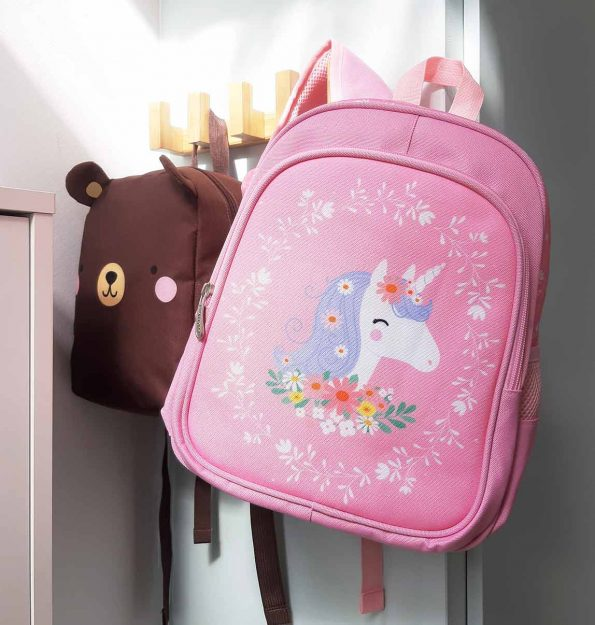 BPUNPI29-LR-10 Backpack Unicorn