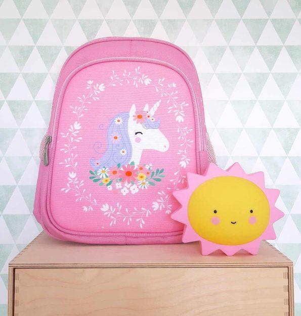 BPUNPI29-LR-9 Backpack Unicorn
