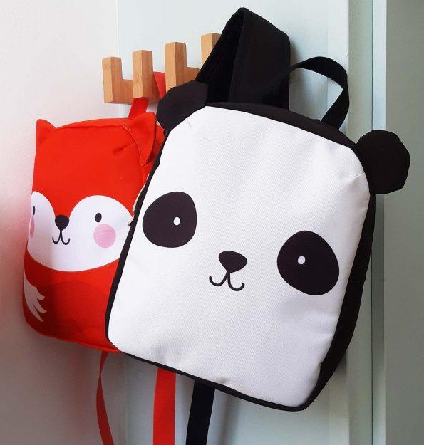 BPPABL34-LR-4 Little backpack Panda