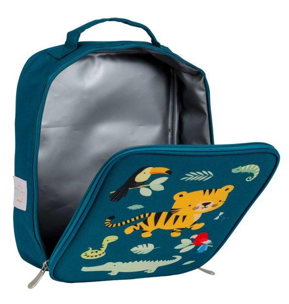 CBJTGR10-LR-3 Cool bag Jungle tiger