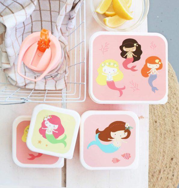 SBSEME40-LR-6-Lunch-&-snack-box-set-Mermaids